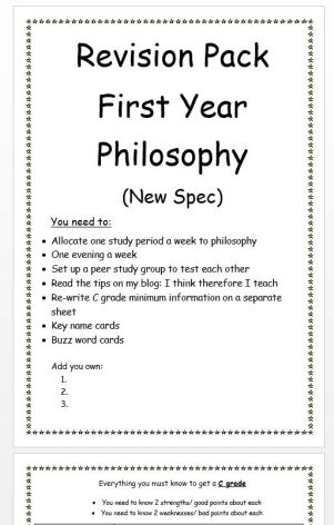arguments in philosophy topics